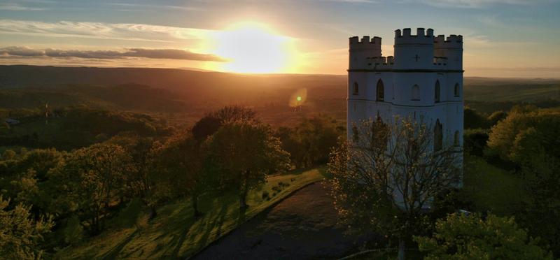 Goboony Dartmoor campsites camping h2 devon motorhome national park
