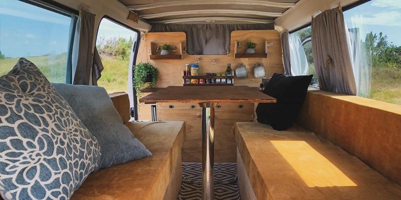 Goboony camper bouwen