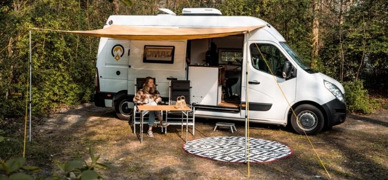 Goboony zelfbouw camper