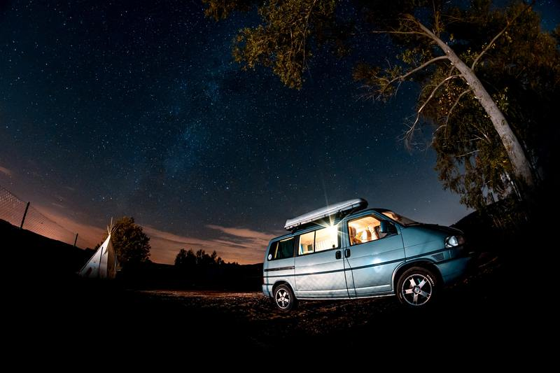 Goboony campervan motorhome electricity night h2 electric system camper