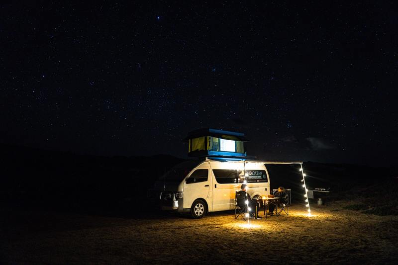 Goboony campervan electricity h2 motorhome electric system