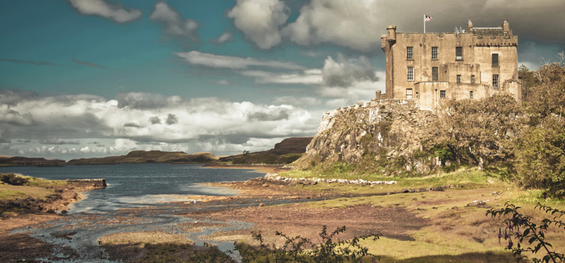 Goboony Isle of Skye road trip h2 campervan scotland