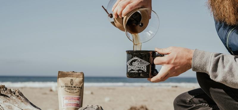 Goboony Campervan Coffee Maker h2 Motorhome Pot Percolator