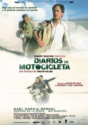 Motorcycle Diaries der beste Reisefilm