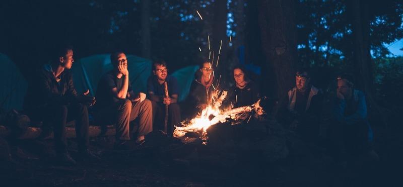 Goboony kampvuurcampings Nederland