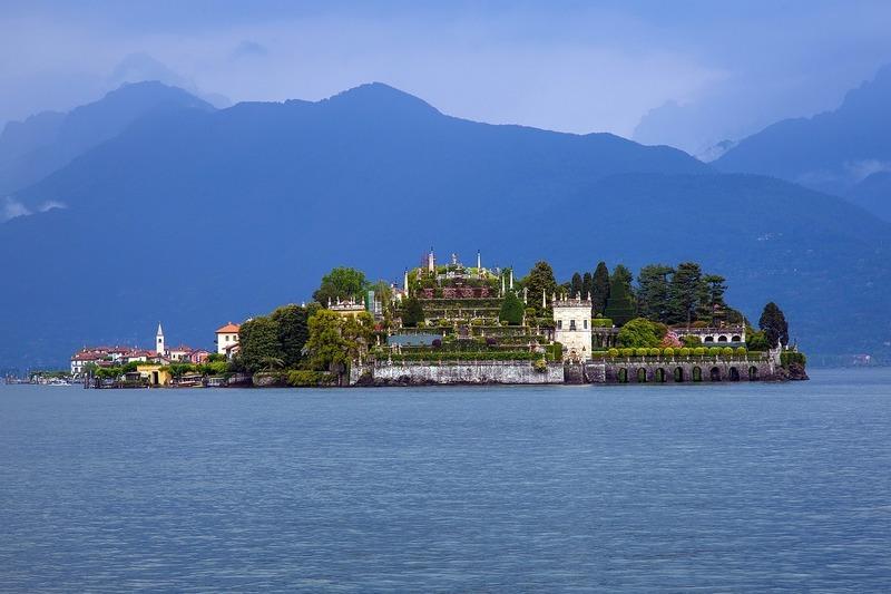 Lago Maggiore Noord-Italië