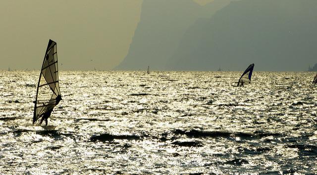 Gardameer Noord-Italië
