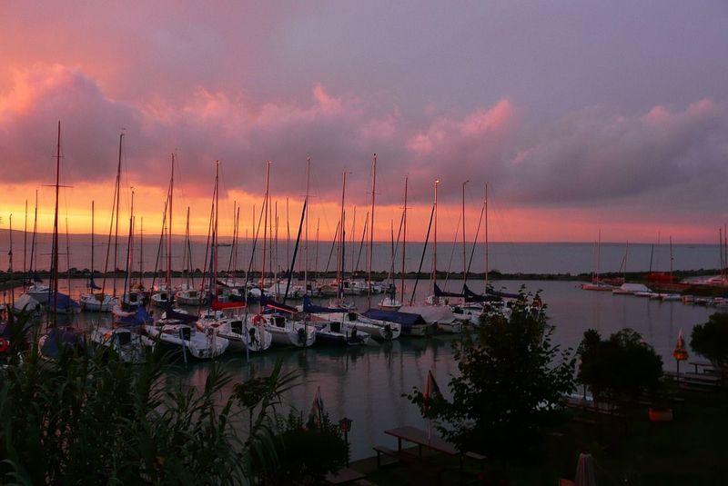 Campervakantie naar Balatonmeer Hongarije
