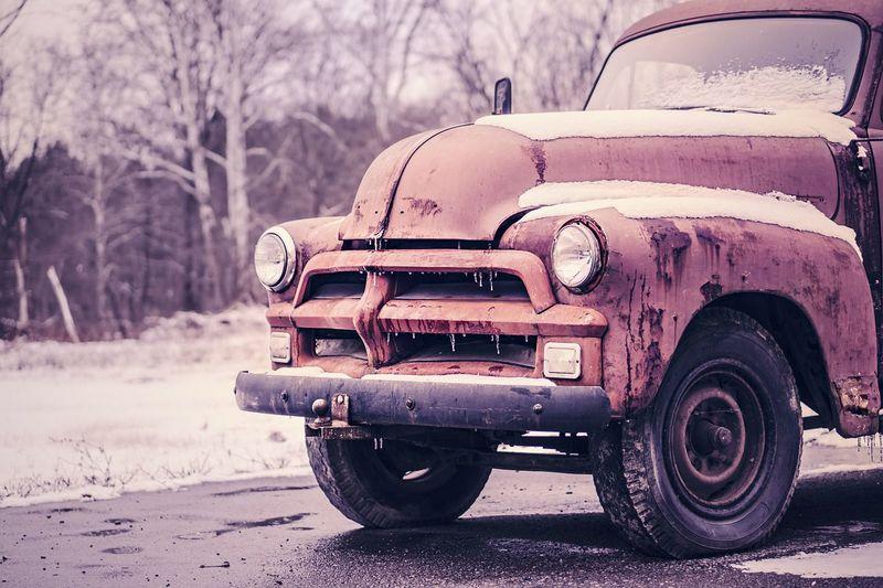Goboony's Camper Winterstalling Checklistwinter auto