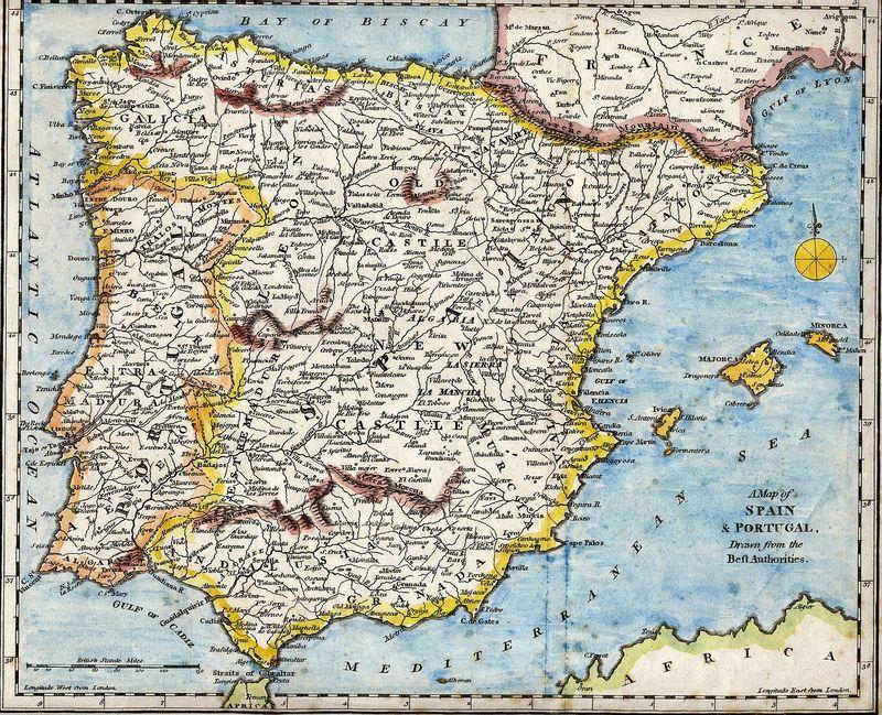 Overwinteren in Spanje met de camper