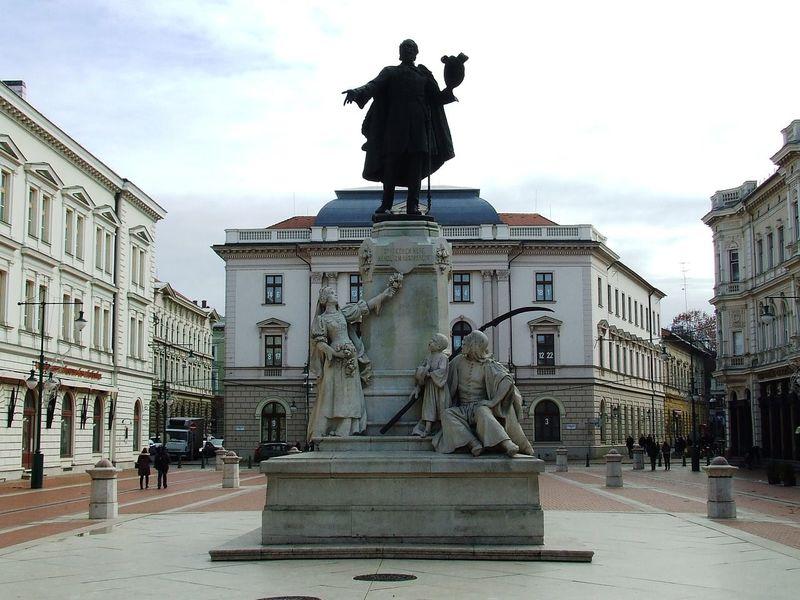 Ungarn mit dem Wohnmobil szeged