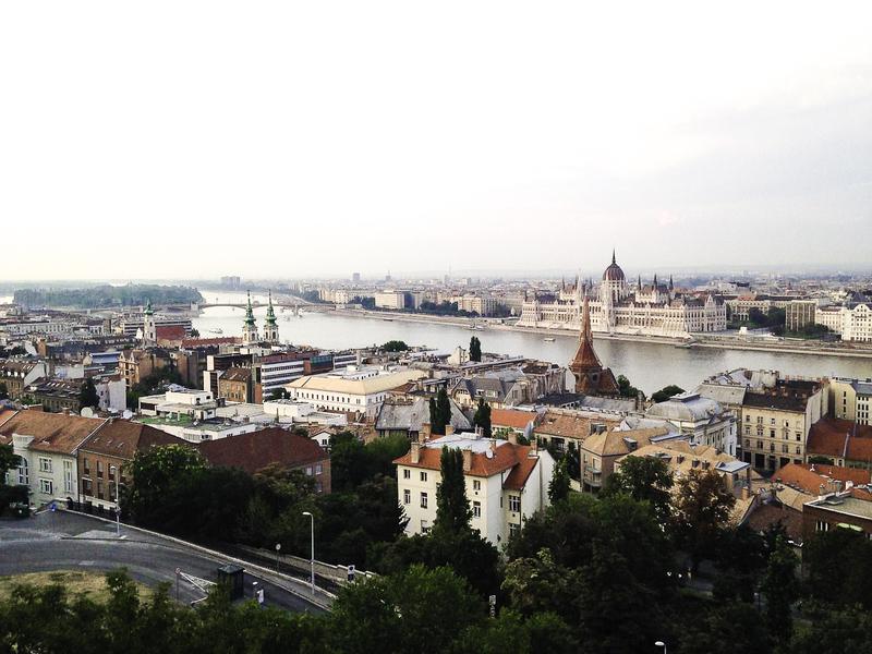 Mit dem Wohnmobil in Budapest