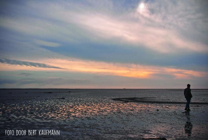 Ontdek waddeneilanden met camper waddeneiland Schiermonnikoog strand