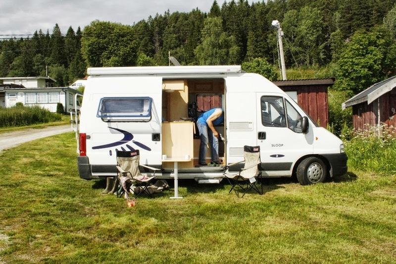 Goboony buscamper huren soorten campers