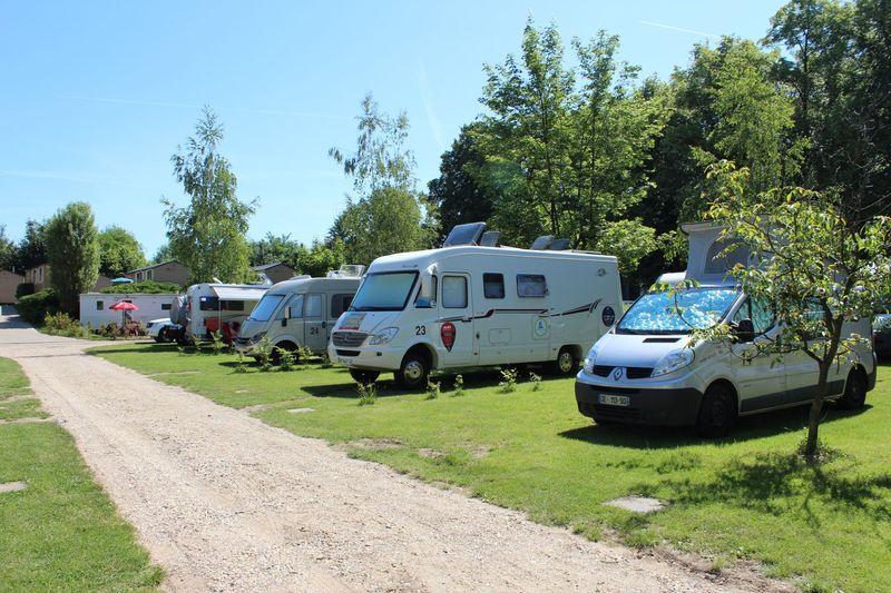 Campingplatz prag Goboony wohnmobil