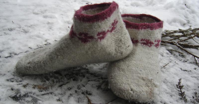 Goboony tips winter camper sokken sneeuw