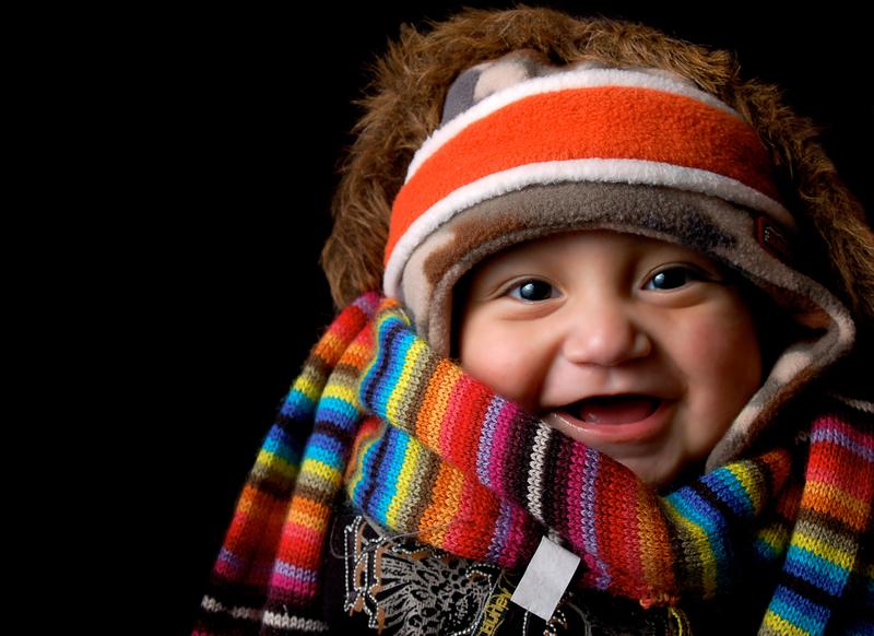 Goboony tips winter camper vakantie meisje sjaal
