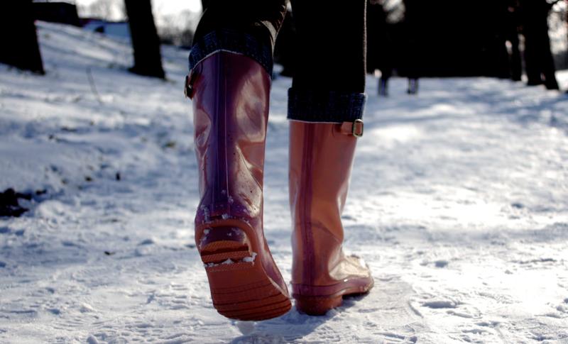 Goboony tips winter camper vakantie sneeuw laarzen