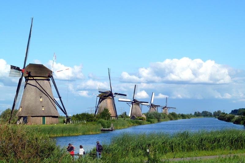 mit dem wohnmobil in den niederlanden