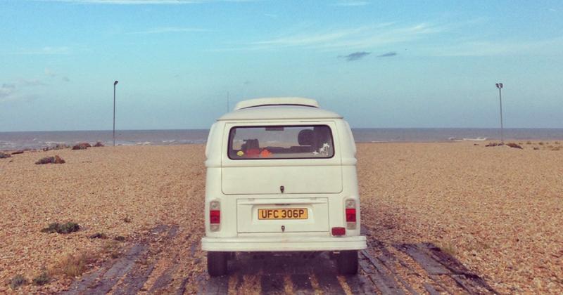 Goboony camper uit stalling checklist summerproof strand