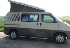 """Leuke Volkswagen T4 """"Dehler"""" Camperbus"""