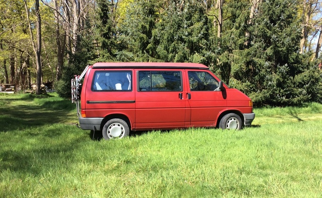 Grand old lady – Volkswagen  T4 California Coach original