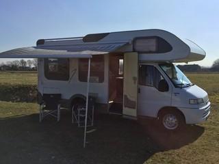 Knaus Sun Traveller 600k