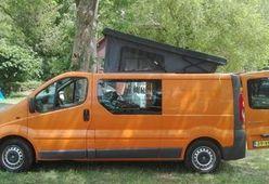 Fiekje – 4 of 5 persoons Camper - makkelijk rijden en parkeren