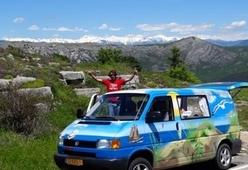 Beach – Gezellige en robuuste VW campervan