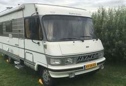 "Voel je ""King of the Road"" in deze prachtige Hymer Integraal (6 pers.)"