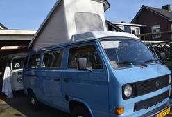 De Smurf – De Smurf Volkswagen T3 Camper - Vauway