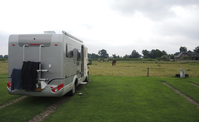 Rent This Hymer Motorhome For 3 People In Dordrecht From P
