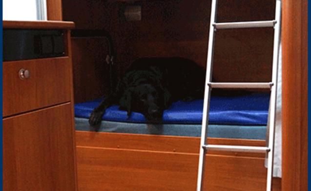 Wohnmobil bis 6 Personen, Hunde erlaubt