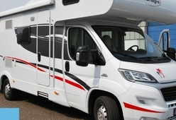 Mooie complete 6-pers familie camper