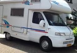 Fiat Adriatik Alkoof camper