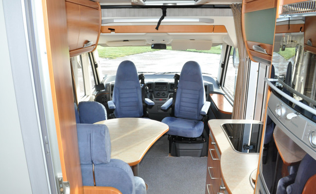 B 524SL integraal – Hymer 524 SL Comfortable, easy to drive motor