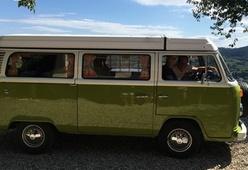 Retro VW T2B Camper droombus - technisch top!