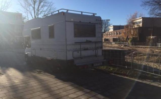 4 pers Ford camper huren in Amsterdam? € 353 pw  Goboony # Wasbak Dragers_143820