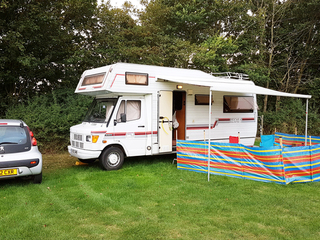 Gumble – Mercedes Foster & Day Motorhome