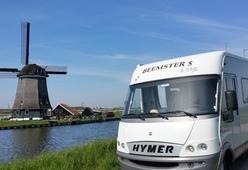 Beemster 5 – Hymer B514 familiecamper!