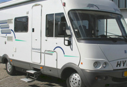 Herbie – Luxe camper met grote garage