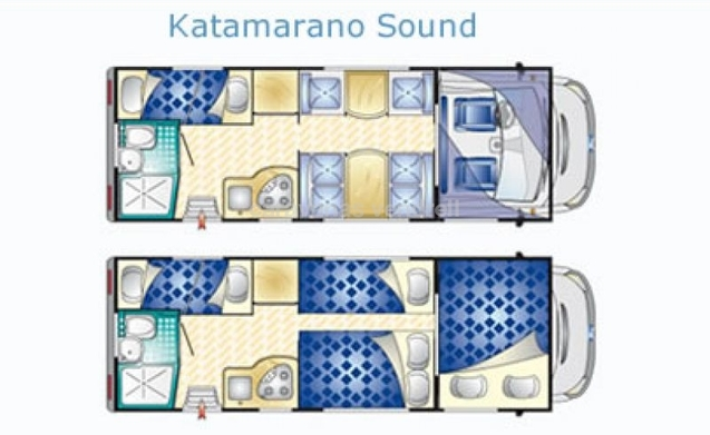 nr 6 ford rimor katamarano sound 6 persoons camper – nr6 ford Rimor Katamarano 2013 6 persoons