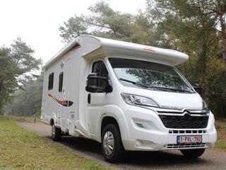 Te huur: nieuwe semi intregraal, Citroën PLA