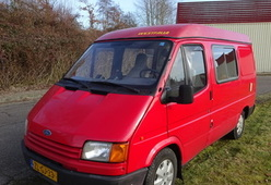 "Leuke Ford ""Nugget Westfalia"" Camperbus"