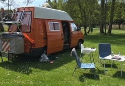 VW T4, all fun inclusive