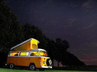 Schitterende VW T2 Westfalia