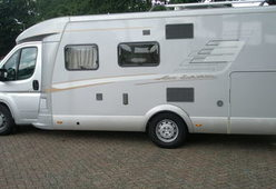HYMER  T 614 SL STAR Edition – luxe HYMER 614 SL STAR Edition te huur