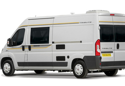 Highly spec'ed new model 2017 Tribute 669 campervan