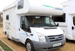 Chausson Flash S3 - 6 Berth Motorhome