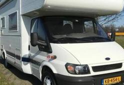 Ford Chaisson 7 persoons camper